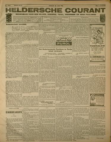 Heldersche Courant 1931-06-30