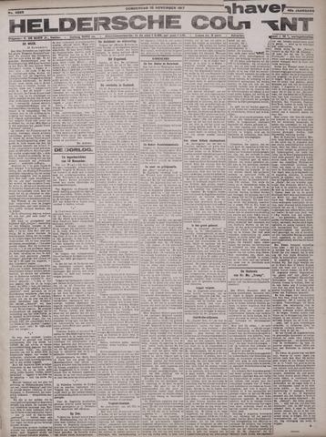 Heldersche Courant 1917-11-15