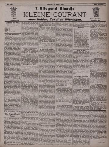 Vliegend blaadje : nieuws- en advertentiebode voor Den Helder 1900-03-10
