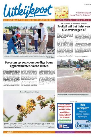 Uitkijkpost : nieuwsblad voor Heiloo e.o. 2018-07-11
