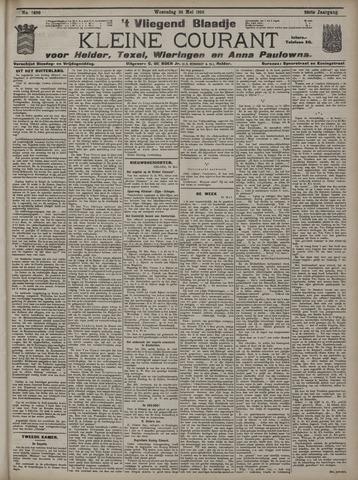 Vliegend blaadje : nieuws- en advertentiebode voor Den Helder 1910-05-25