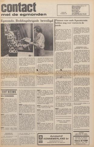 Contact met de Egmonden 1976-06-02