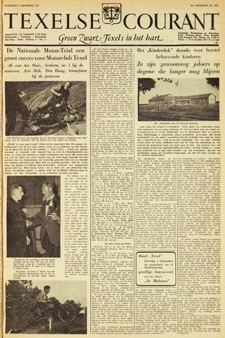 Texelsche Courant 1953-09-02
