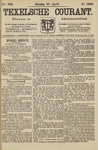 Texelsche Courant 1895-04-28