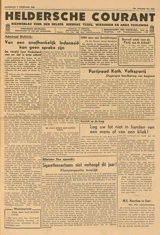 Heldersche Courant 1946-02-09