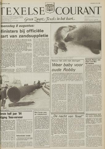 Texelsche Courant 1984-07-06