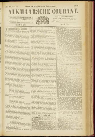 Alkmaarsche Courant 1896-07-19