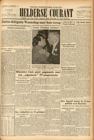 Heldersche Courant 1955-09-12