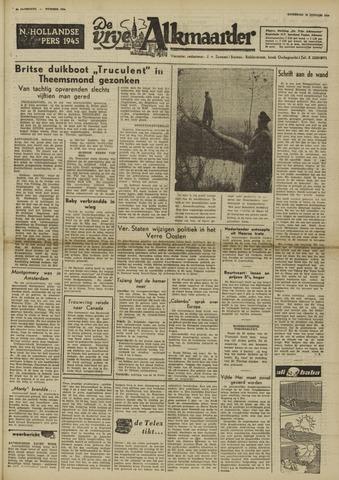 De Vrije Alkmaarder 1950-01-14