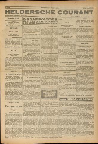 Heldersche Courant 1929-03-07