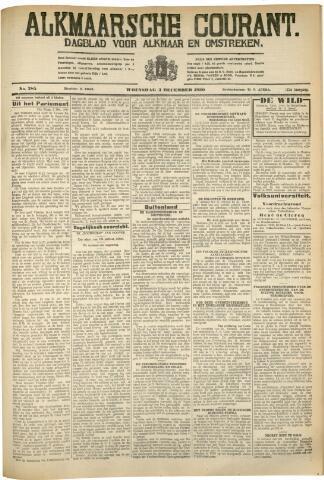 Alkmaarsche Courant 1930-12-03