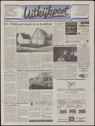 Uitkijkpost : nieuwsblad voor Heiloo e.o. 1996-05-22