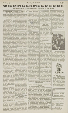 Wieringermeerbode 1944-05-10