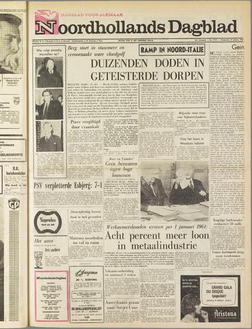Noordhollands Dagblad : dagblad voor Alkmaar en omgeving 1963-10-10
