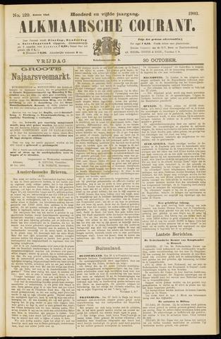 Alkmaarsche Courant 1903-10-30