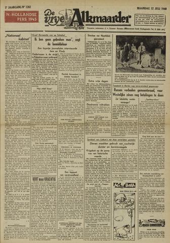 De Vrije Alkmaarder 1948-07-12