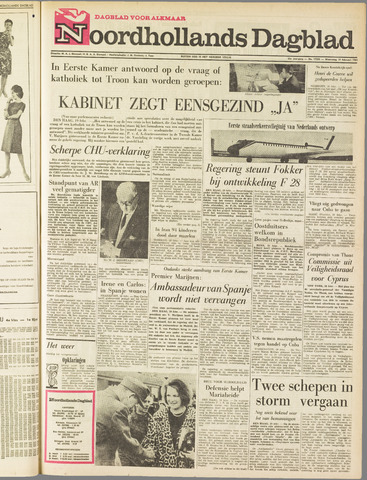 Noordhollands Dagblad : dagblad voor Alkmaar en omgeving 1964-02-19