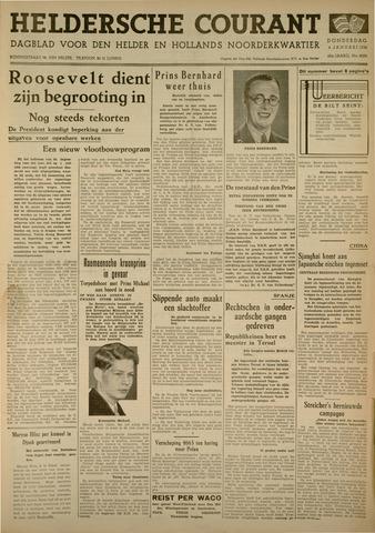 Heldersche Courant 1938-01-06