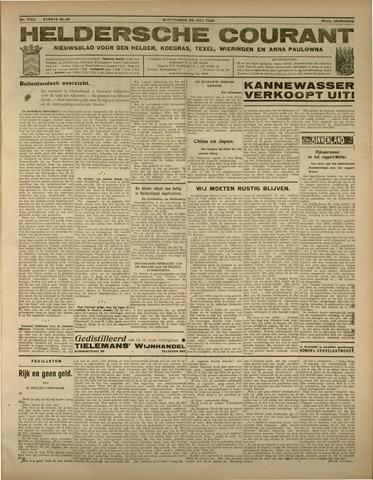 Heldersche Courant 1932-07-28