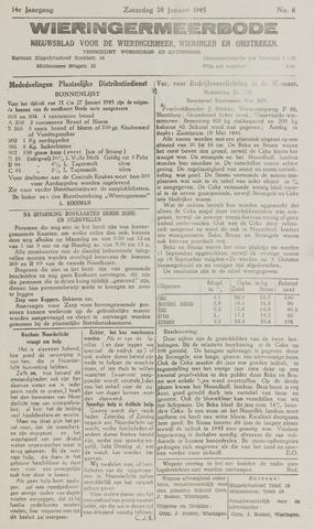 Wieringermeerbode 1945-01-20