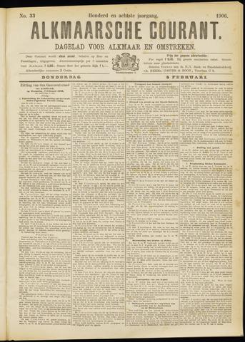 Alkmaarsche Courant 1906-02-08
