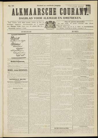 Alkmaarsche Courant 1912-05-28