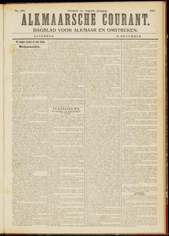 Alkmaarsche Courant 1907-12-14