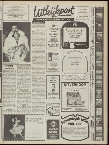 Uitkijkpost : nieuwsblad voor Heiloo e.o. 1981-01-21