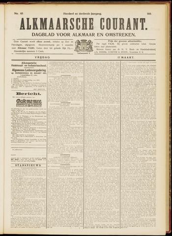 Alkmaarsche Courant 1911-03-17