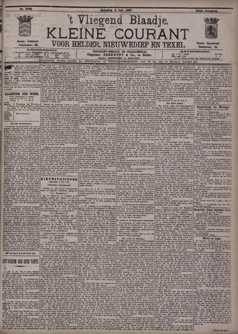 Vliegend blaadje : nieuws- en advertentiebode voor Den Helder 1897-07-03