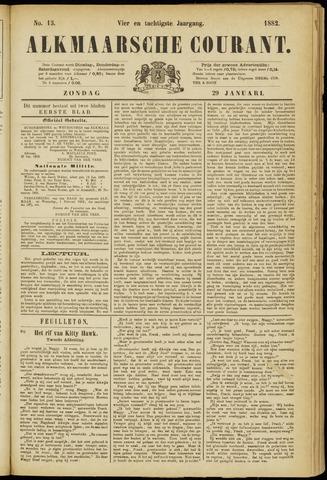 Alkmaarsche Courant 1882-01-29