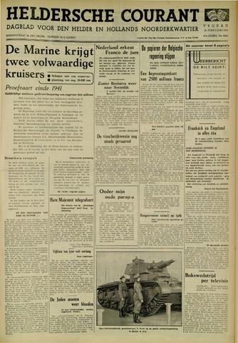 Heldersche Courant 1939-02-24