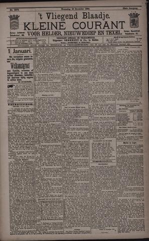 Vliegend blaadje : nieuws- en advertentiebode voor Den Helder 1894-12-19