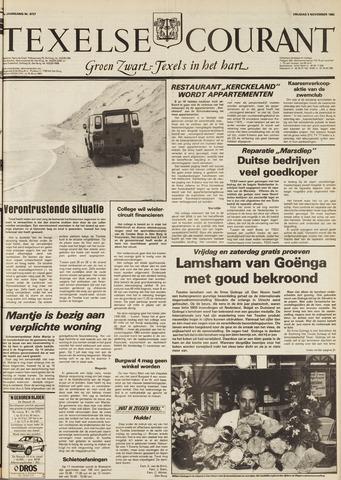 Texelsche Courant 1982-11-05