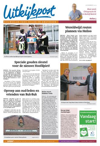 Uitkijkpost : nieuwsblad voor Heiloo e.o. 2015-11-18