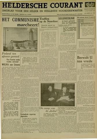Heldersche Courant 1939-10-11