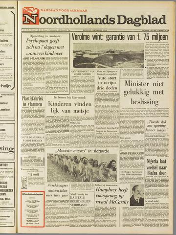 Noordhollands Dagblad : dagblad voor Alkmaar en omgeving 1968-07-09