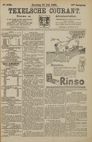 Texelsche Courant 1923-07-28