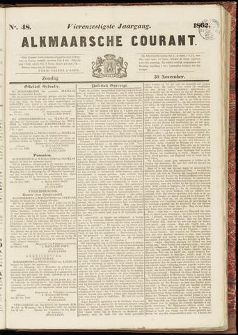 Alkmaarsche Courant 1862-11-30