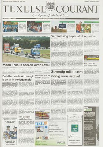 Texelsche Courant 2009-08-18