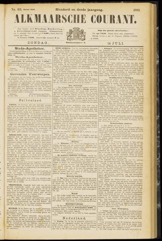 Alkmaarsche Courant 1901-07-14