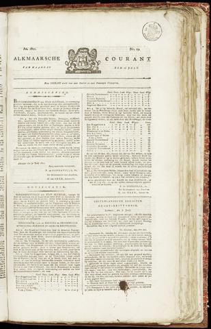 Alkmaarsche Courant 1821-07-16