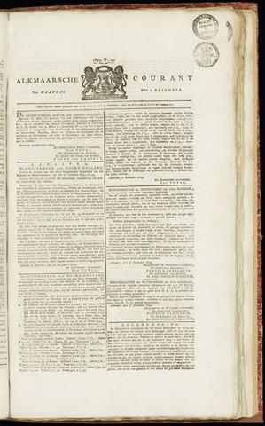 Alkmaarsche Courant 1829-12-07