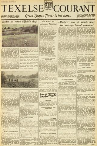 Texelsche Courant 1957-08-24