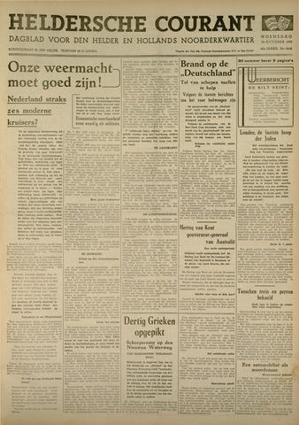 Heldersche Courant 1938-10-26