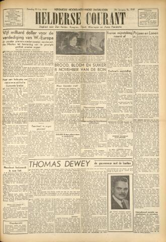 Heldersche Courant 1948-10-30