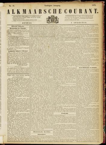 Alkmaarsche Courant 1878-08-04
