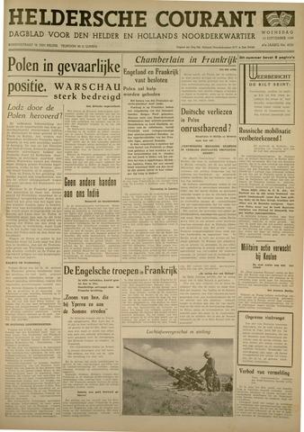 Heldersche Courant 1939-09-13