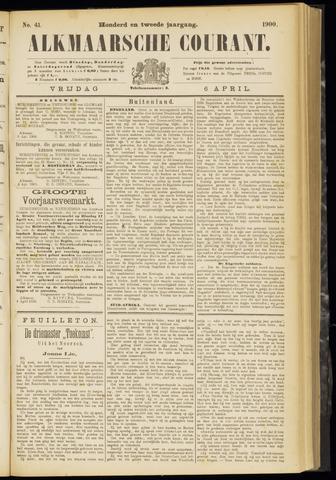 Alkmaarsche Courant 1900-04-06