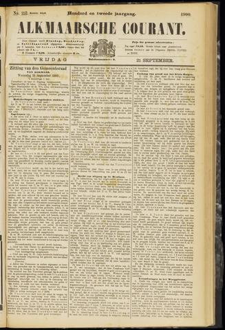 Alkmaarsche Courant 1900-09-21